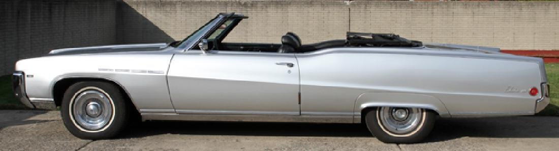 BUICK ELECTRA 225 2-DOOR CONVERTIBLE 1969