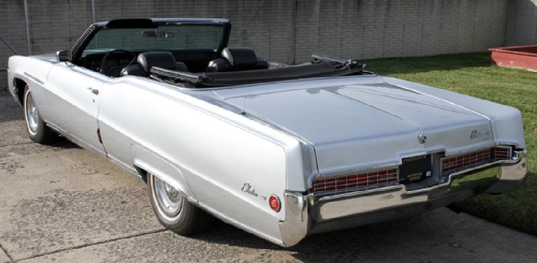 BUICK ELECTRA 225 2-DOOR CONVERTIBLE 1969 - 3