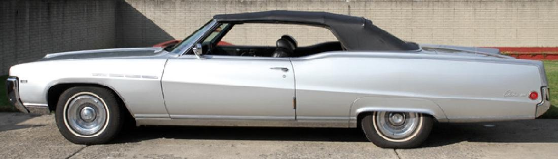 BUICK ELECTRA 225 2-DOOR CONVERTIBLE 1969 - 8