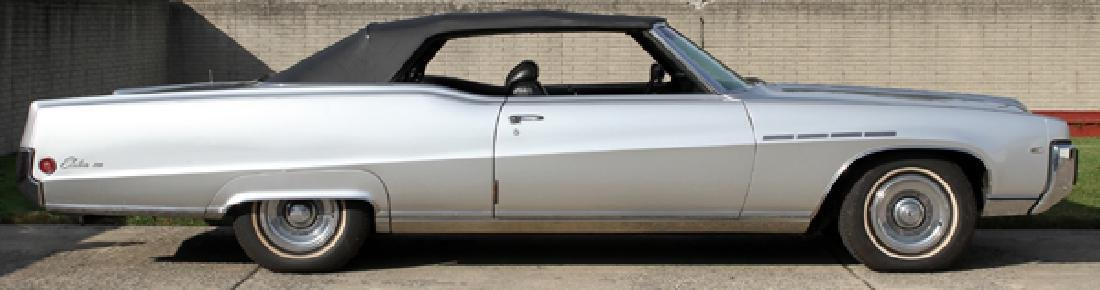 BUICK ELECTRA 225 2-DOOR CONVERTIBLE 1969 - 9