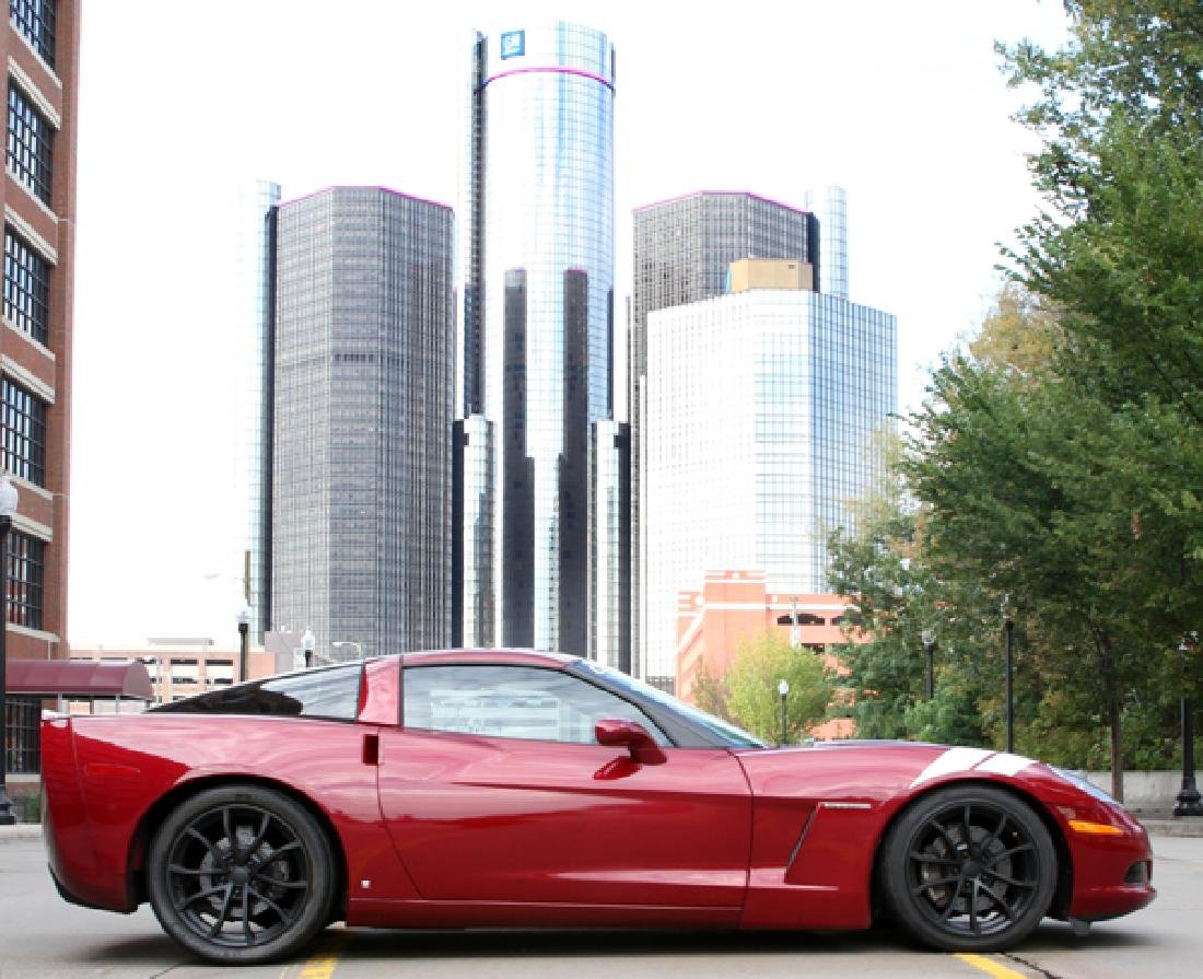 CHEVROLET CORVETTE COUPE 2006