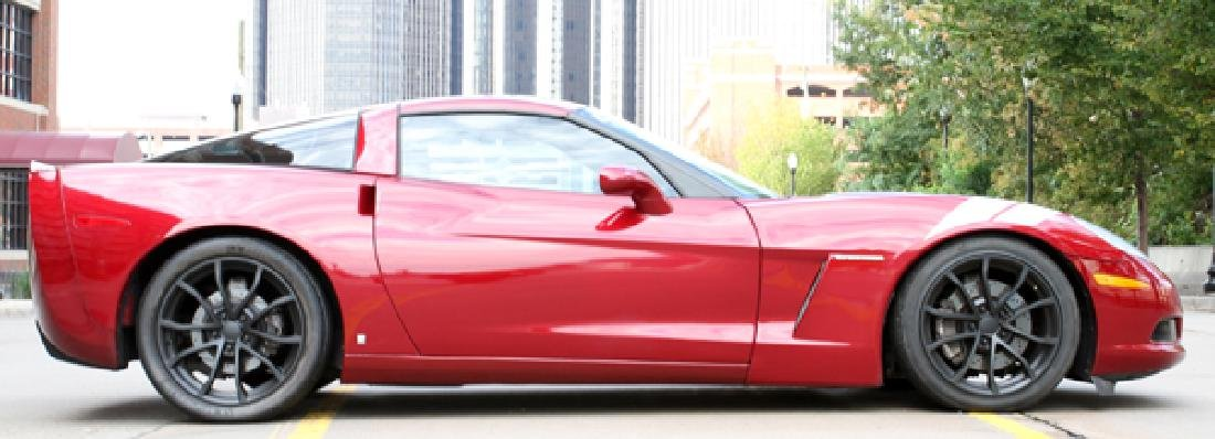 CHEVROLET CORVETTE COUPE 2006 - 2