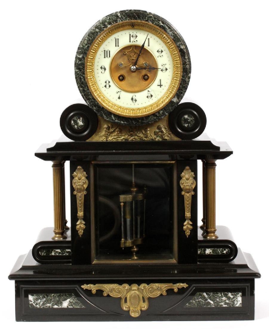 Reproduction french mantel clocks