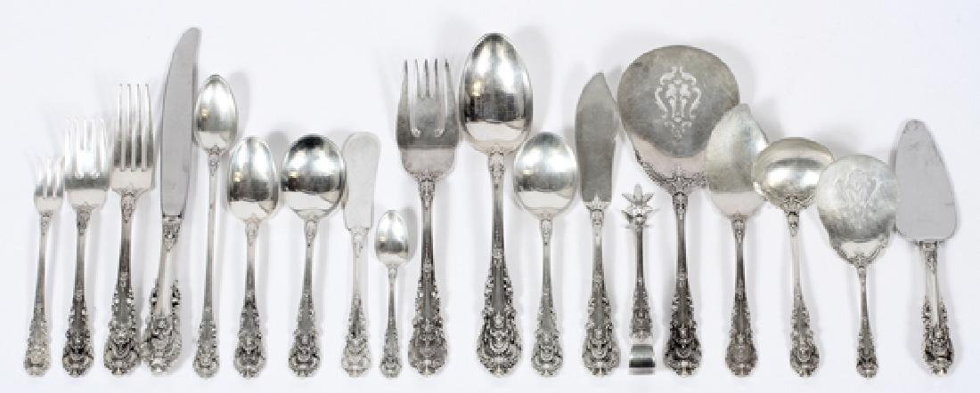 WALLACE 'SIR CHRISTOPHER' STERLING FLATWARE