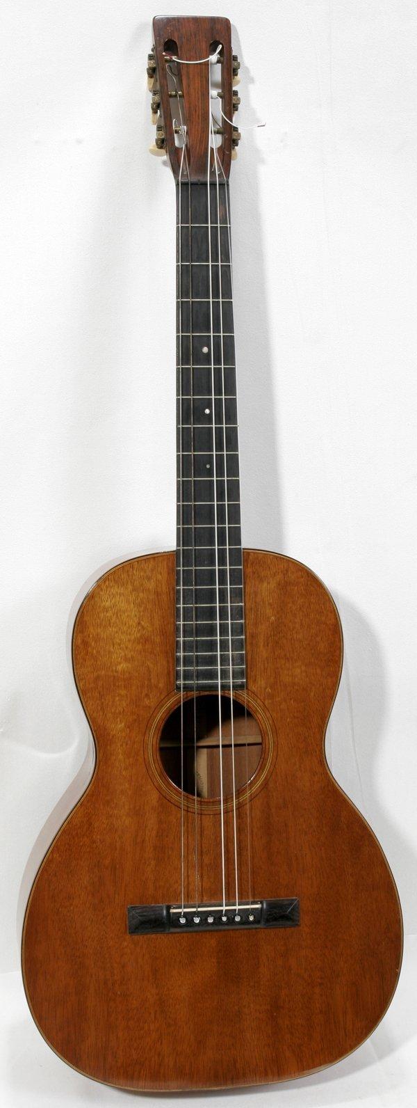 120009: MARTIN 0-1815KOA, ACOUSTIC WOOD GUITAR, 1923