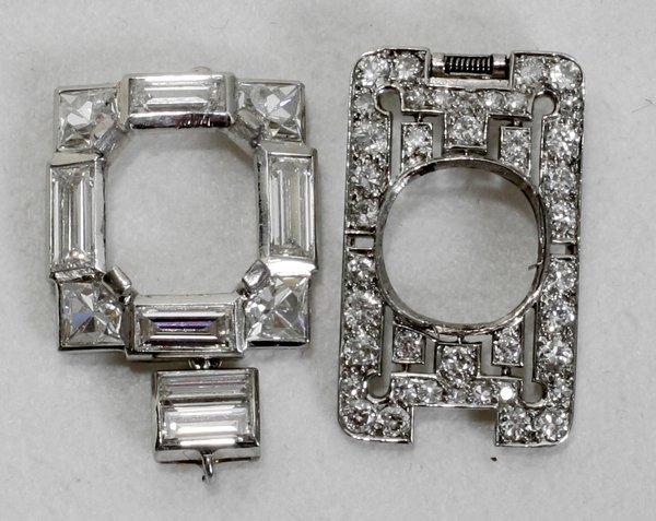 120220: DIAMOND & PLATINUM PENDANT SETTINGS, 2