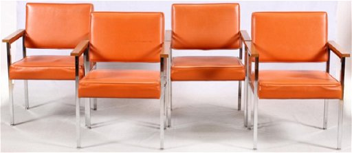 Phenomenal All Steel Equipment Co Mid Century Modern Chairs Jan 19 Machost Co Dining Chair Design Ideas Machostcouk