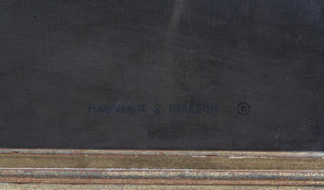 MARGUERITE PEARSON OIL ON CANVAS - 6