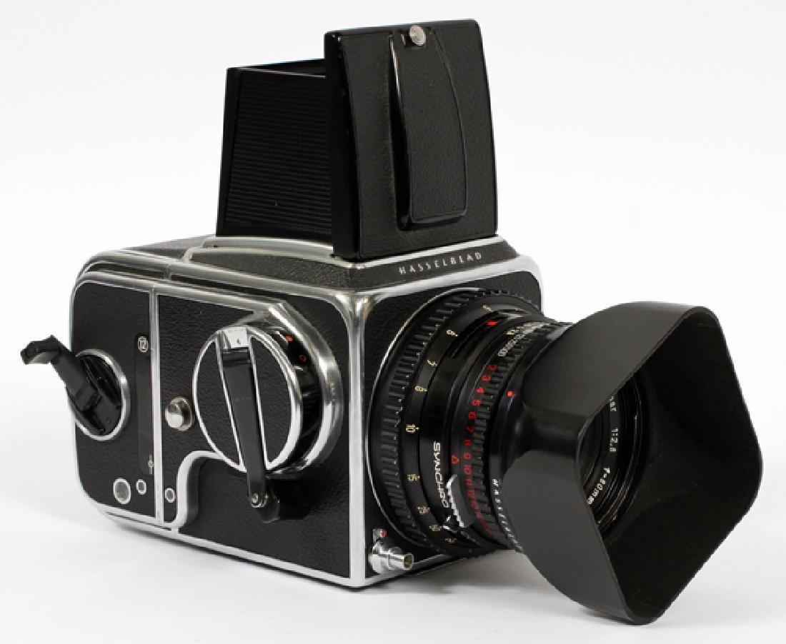 HASSELBLAD 500/CM CAMERA 1973