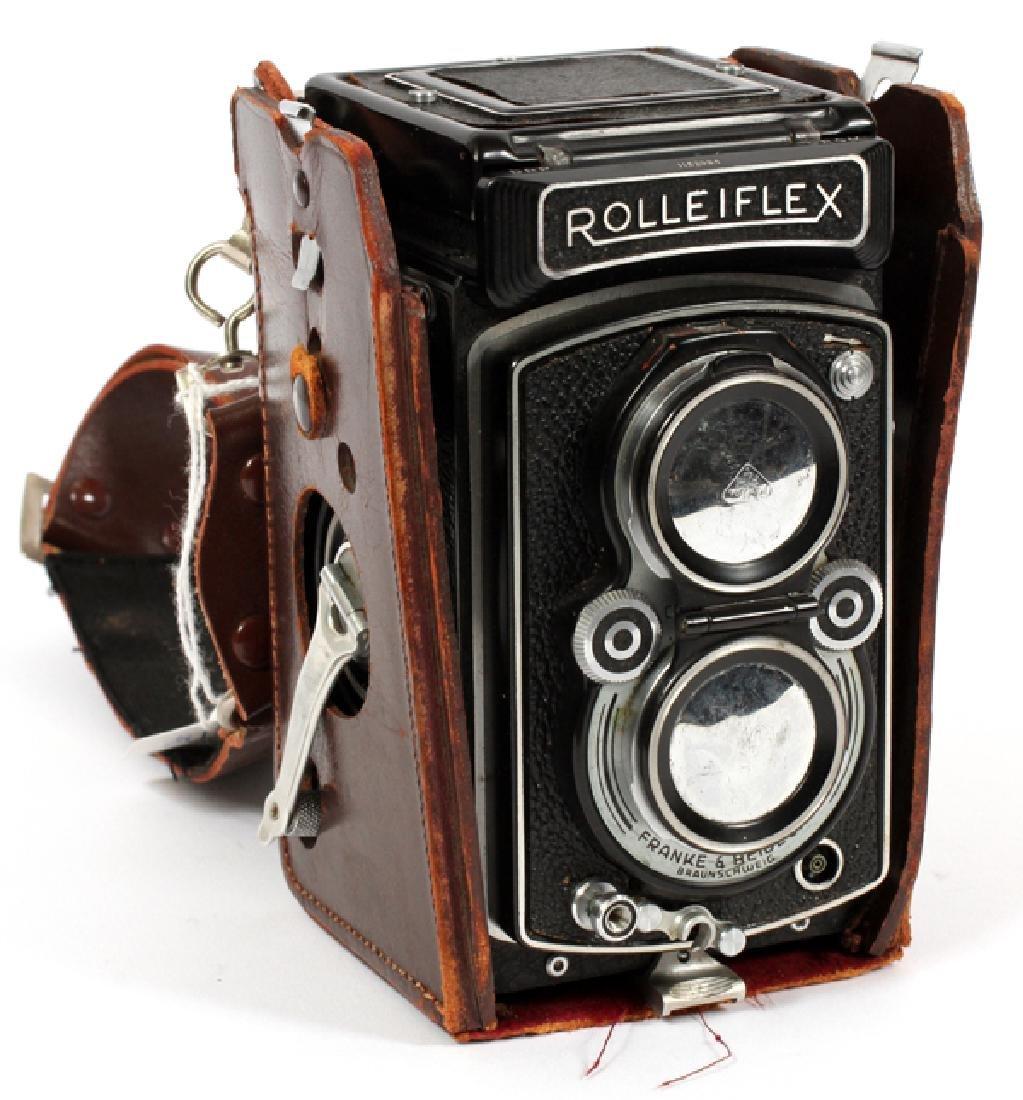 ROLLEIFLEX AUTOMAT CAMERAMID 20TH C.