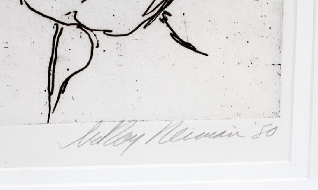 LEROY NEIMAN LITHOGRAPH 1980 - 2
