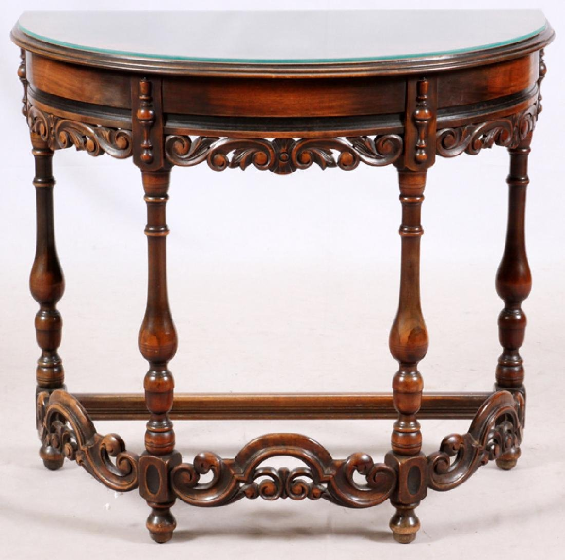 Kittinger Furniture Buffalo American Walnut Table Feb 16 2018