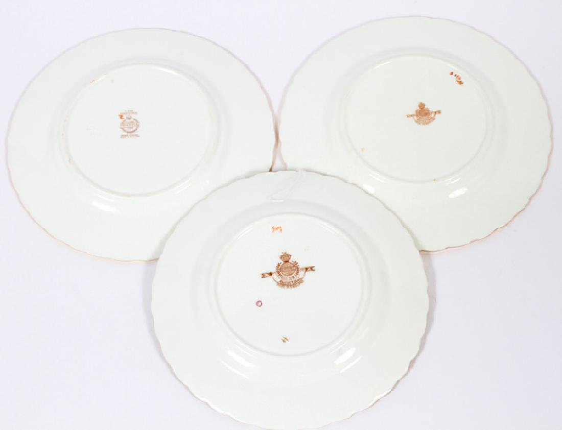 MINTON 'ANCESTRAL' PORCELAIN DINNER SERVICE FOR 12 - 4