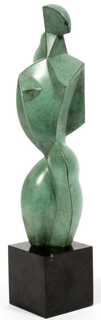 JIM RITCHIE BRONZE SCULPTURE