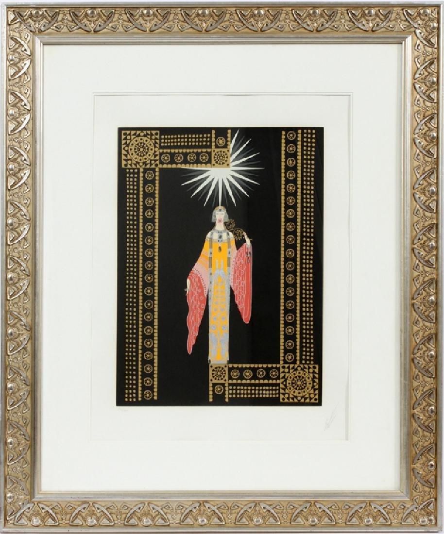 ERTE COLOR SILKSCREEN 1984 - 2