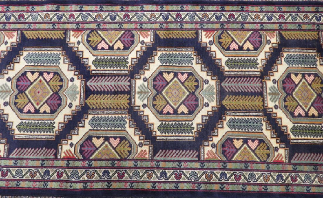 PERSIAN TURKOMAN WOOL RUNNER 1980/90 - 2