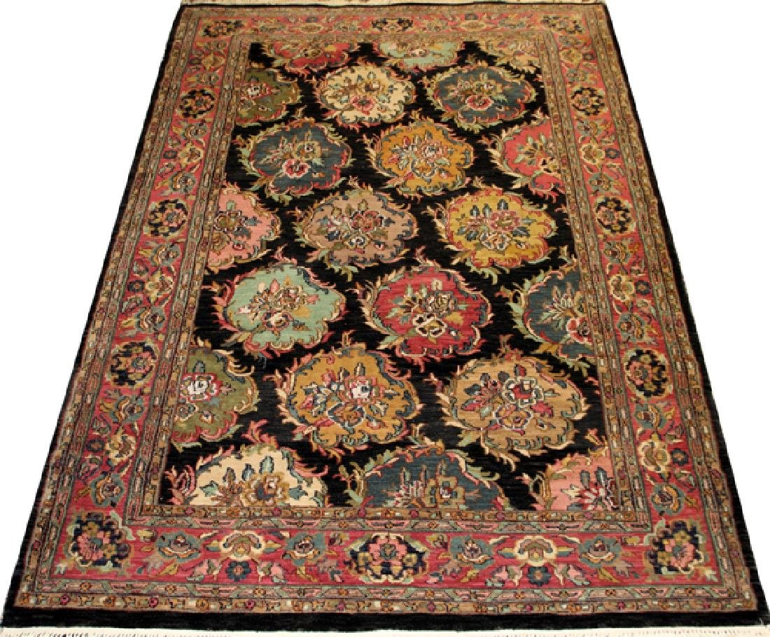 HAND WOVEN ALL WOOL ORIENTAL RUG