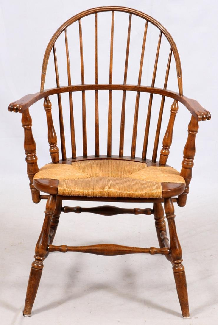 MODERN SACK-BACK WINDSOR CHAIR