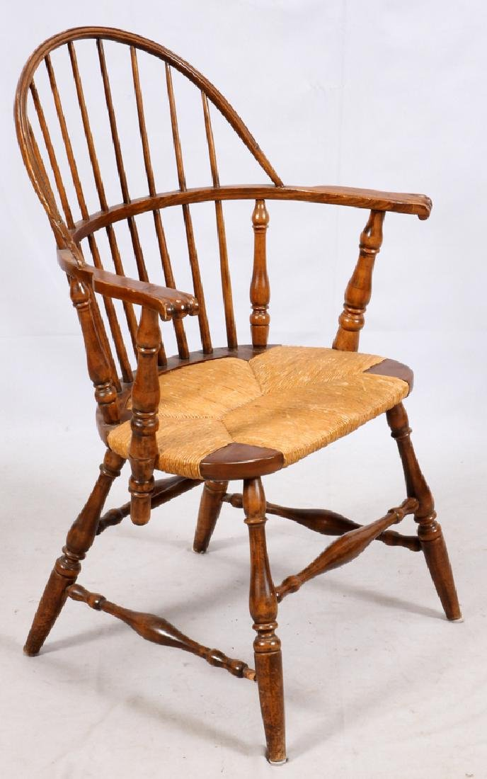 MODERN SACK-BACK WINDSOR CHAIR - 2