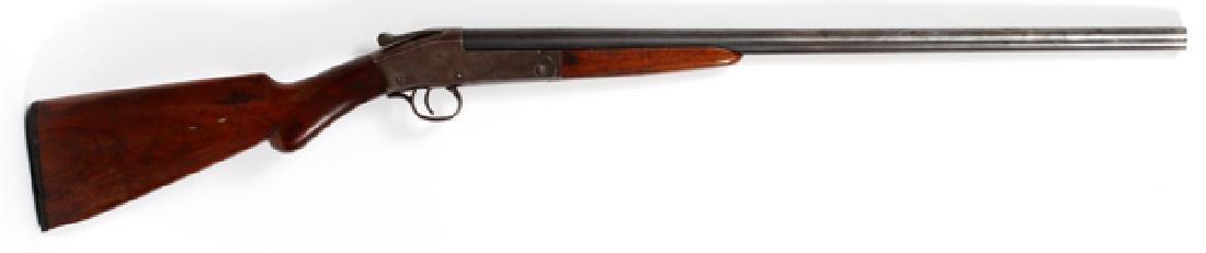 REMINGTON MODEL 1893, NO. 9 12 GAUGE SHOTGUN C1904