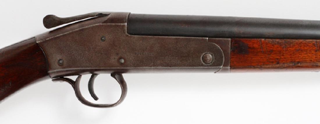 REMINGTON MODEL 1893, NO. 9 12 GAUGE SHOTGUN C1904 - 2