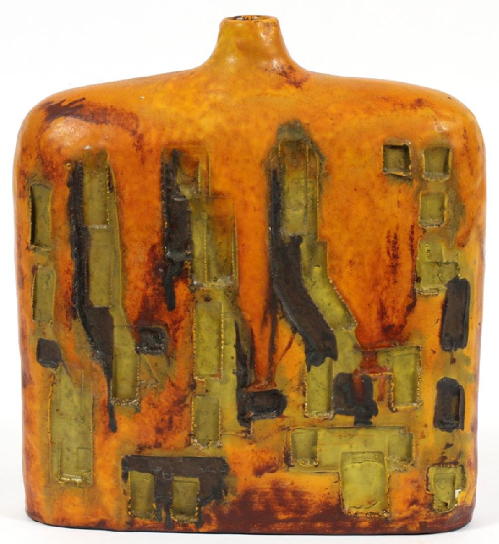 MARCELLO FANTONI FOR RAYMOR POTTERY VASE
