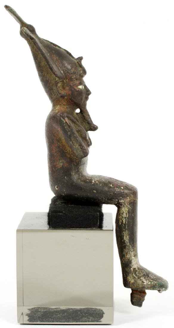 EGYPTIAN, BRONZES, 2 - 5
