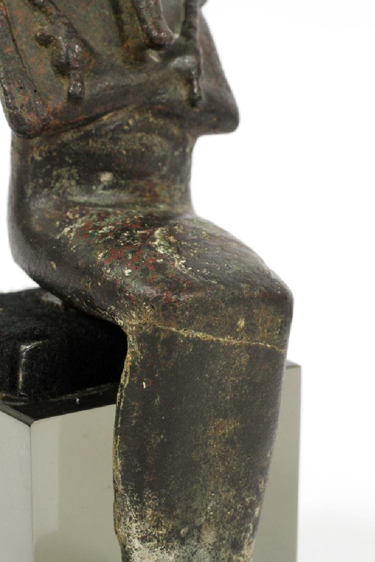 EGYPTIAN, BRONZES, 2 - 6