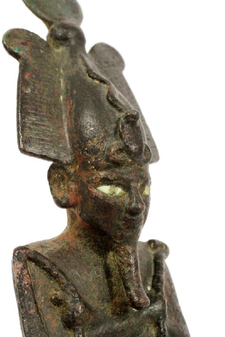 EGYPTIAN, BRONZES, 2 - 7