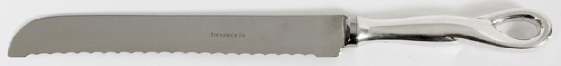 TIFFANY & CO. ELSA PERETTI STERLING HANDLED KNIFE