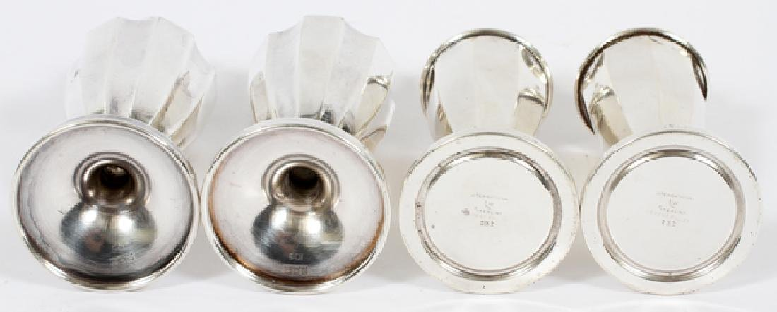 "INTERNATIONAL STERLING SALT AND PEPPER H 5.5"" - 2"