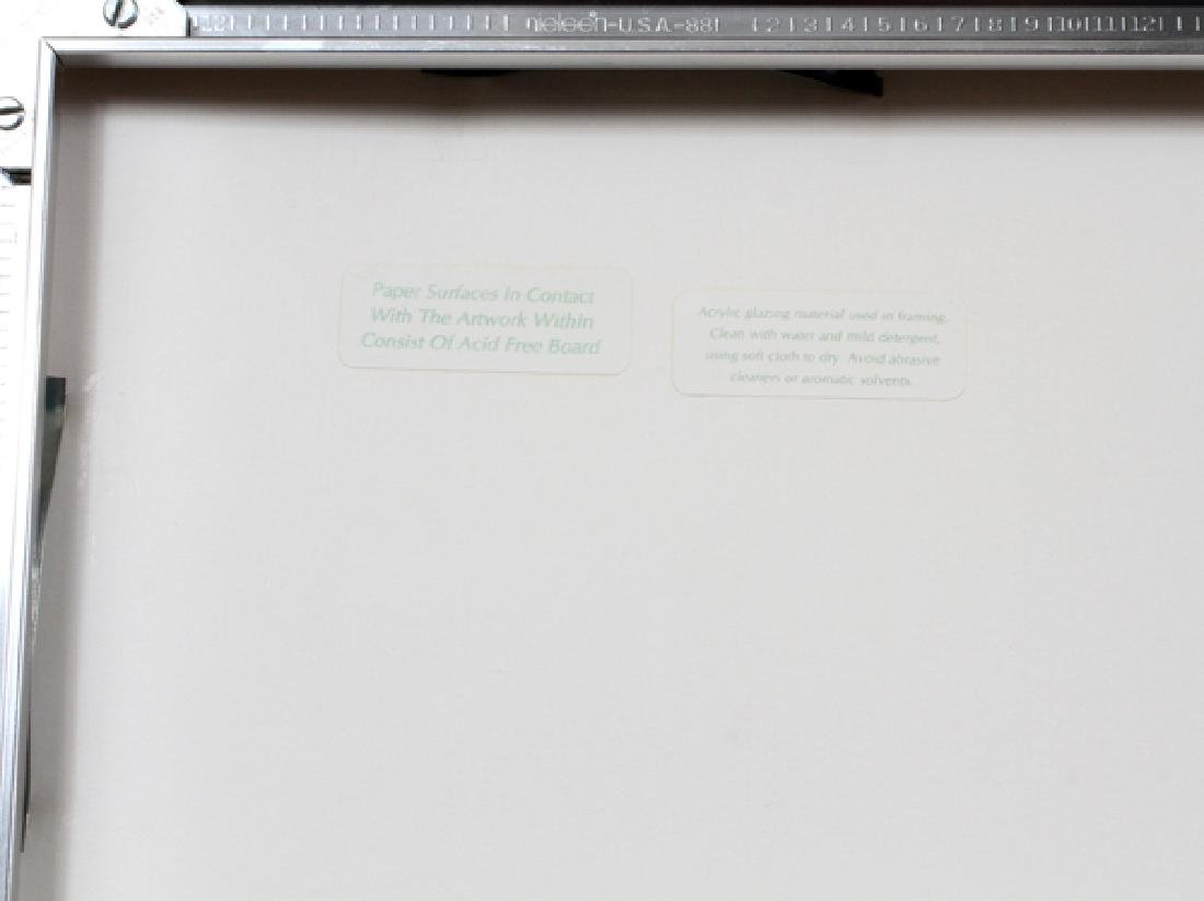 MARK KOSTABI CRAYON DRAWING, 1988, UNTITLED - 4