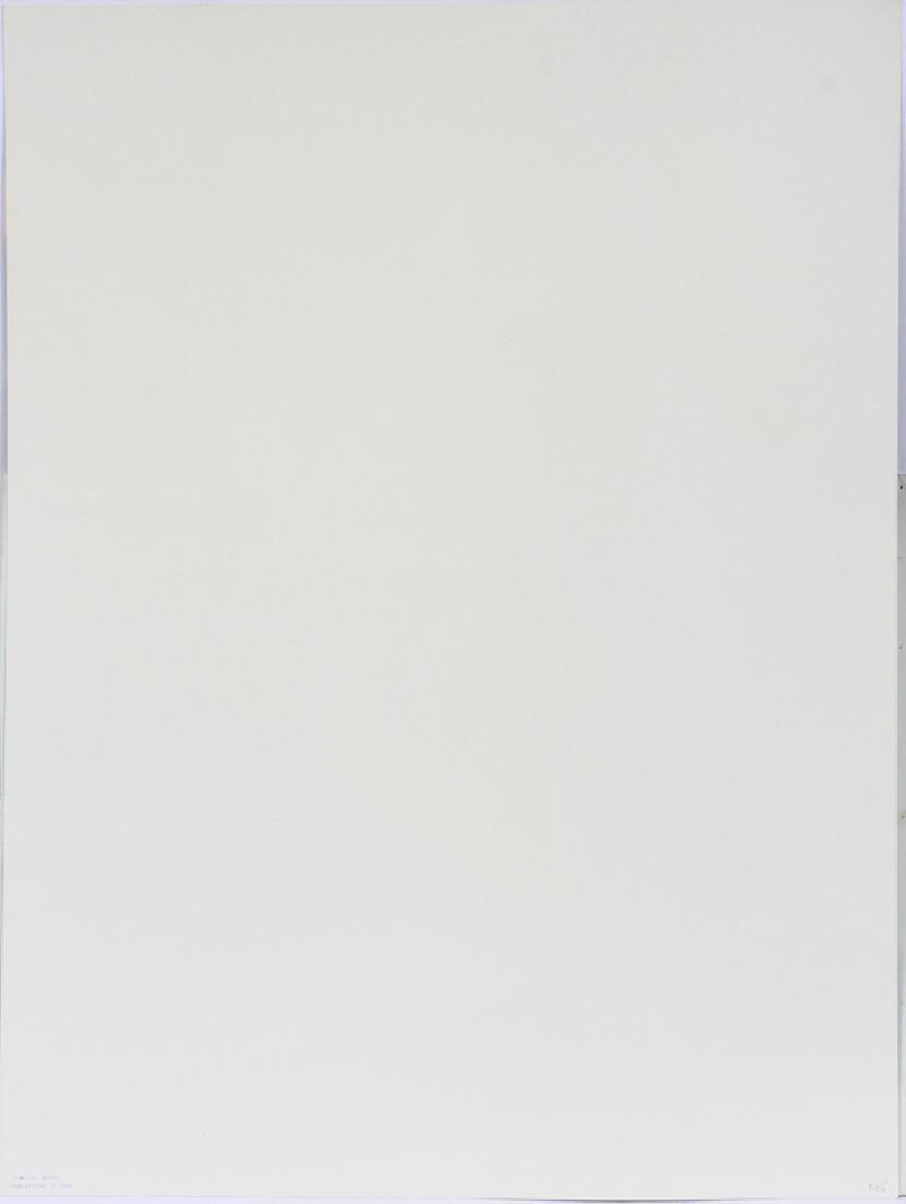 "MARK KOSTABI SCREENPRINT 1989 ""UPWARDLY"" - 3"