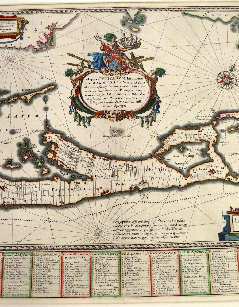 ATTRIBUTED TO WILLEN BLAEU 2 ENGRAVED MAPS - 10