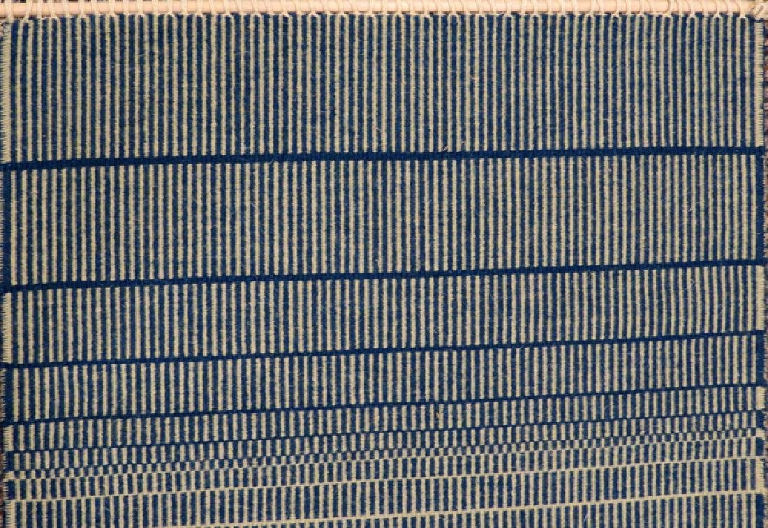 "HEIJU OAK PACKARD WOOL WEAVING, W 2' 4"", L 4' 2"" - 4"
