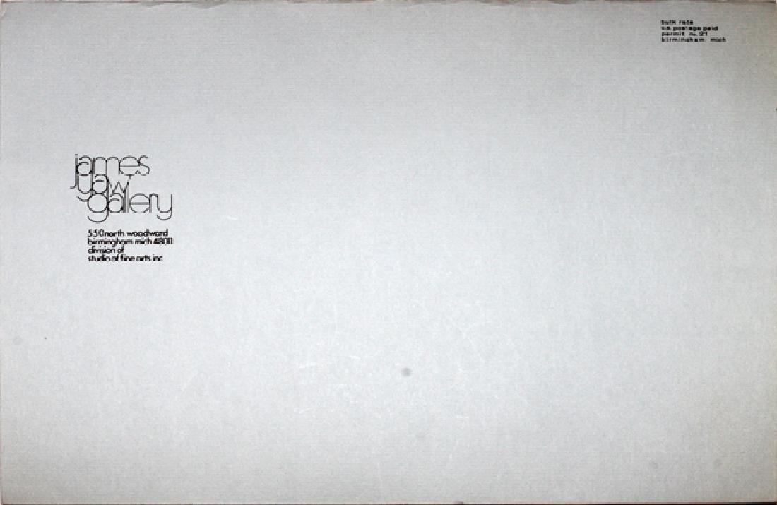 RONALD DE JUAN ACRYLIC ON BOARD 1972 - 6
