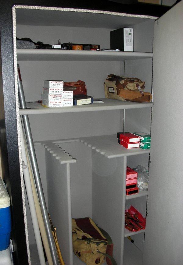 031654: GRANITE SECURITY GUN SAFE, 28 RIFLE CAP. - 3