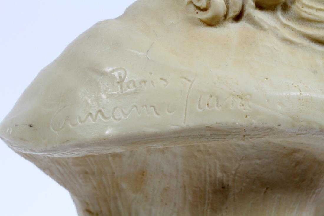 AFTER GRINAM NIAM COMPOSITE BUST OF A YOUNG GIRL - 3