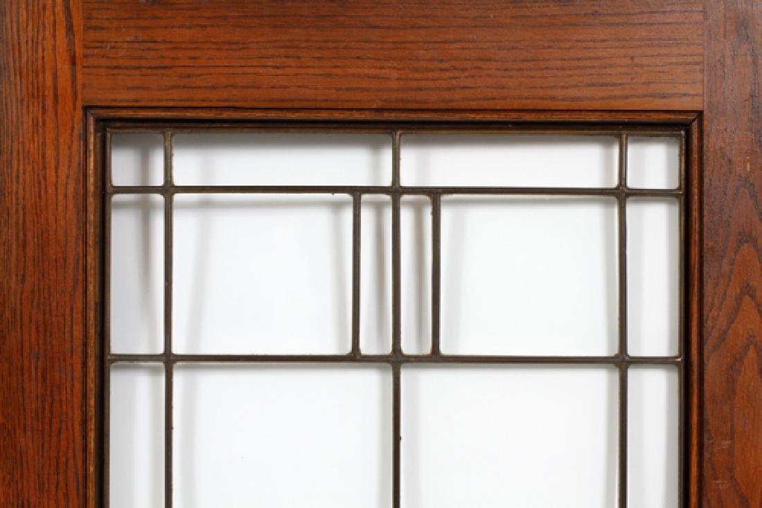 LEADED GLASS WINDOWS, C 1900 - 2