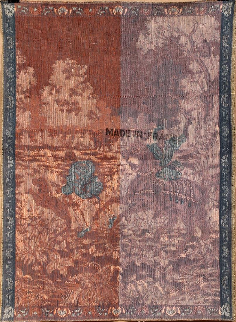 """FRENCH TAPESTRY, H 37"""", W 27"""" - 3"""