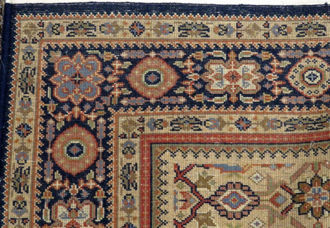 "INDO PERSIAN HANDWOVEN WOOL RUNNER W 2' 6"", L 14' - 4"