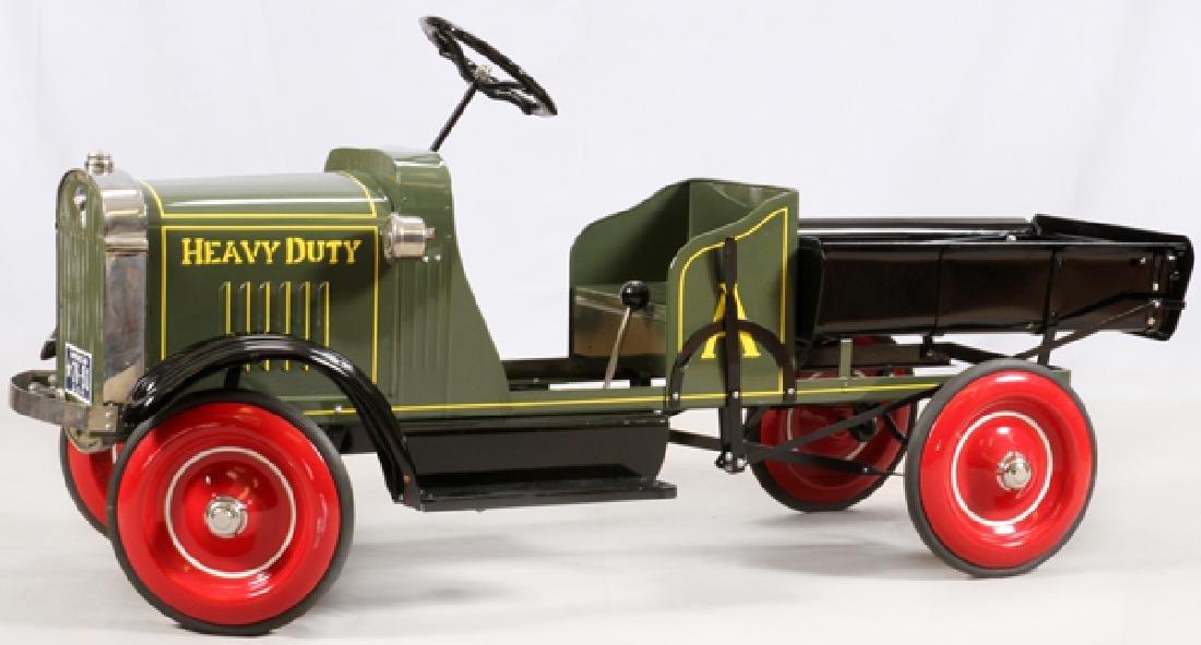 AMERICAN NATIONAL, 'HEAVY DUTY' MACK TRUCK PEDAL CAR
