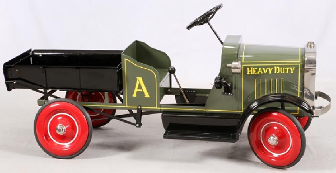 AMERICAN NATIONAL, 'HEAVY DUTY' MACK TRUCK PEDAL CAR - 3