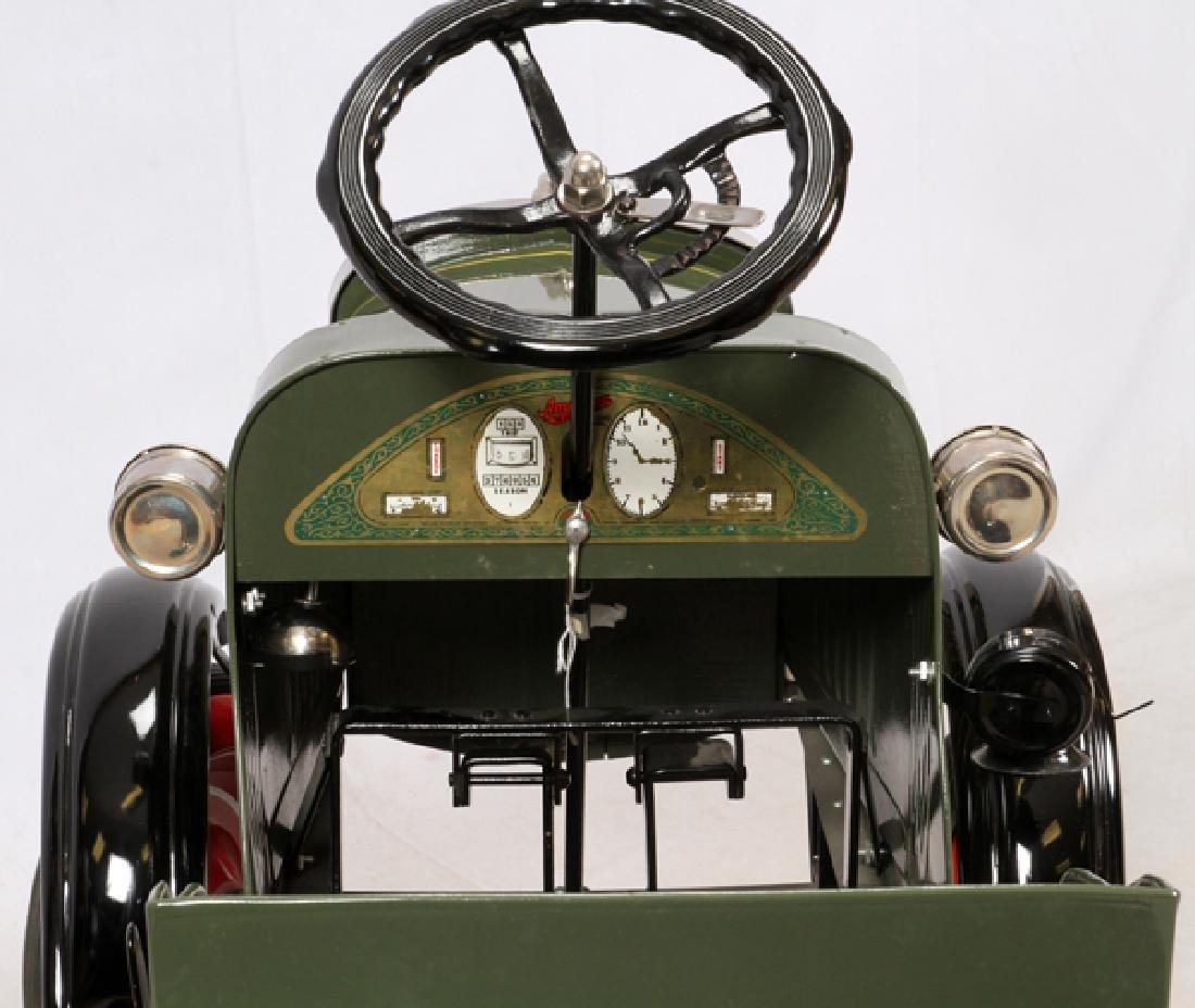 AMERICAN NATIONAL, 'HEAVY DUTY' MACK TRUCK PEDAL CAR - 4