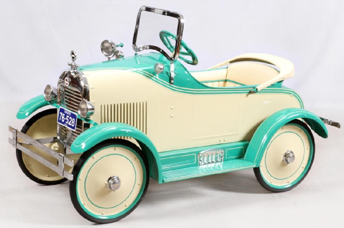 STUDEBAKER DELUXE ROADSTER PEDAL CAR BY STEELCRAFT