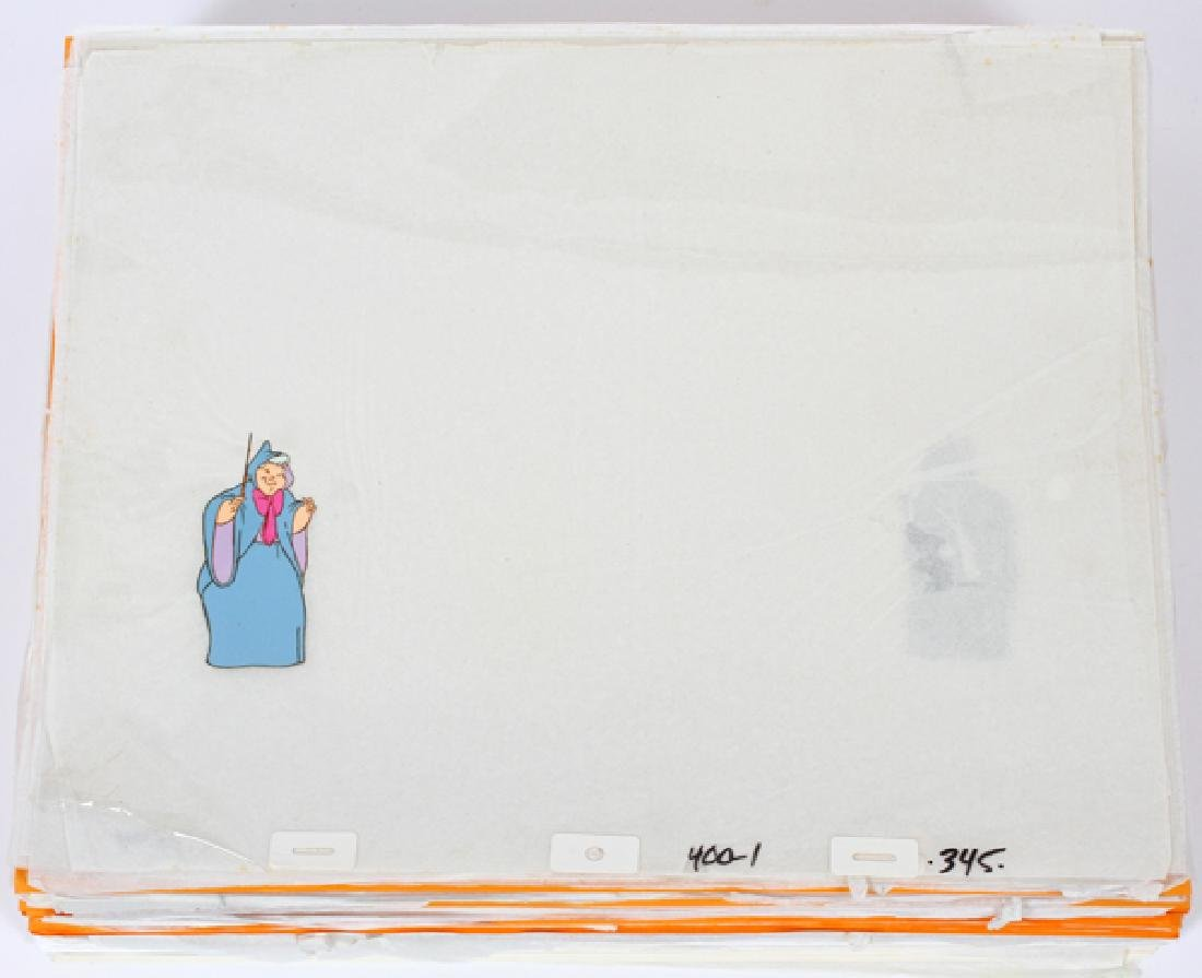 WALT DISNEY STUDIOS ANIMATION CELS (200+)