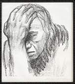 KATHE KOLLWITZ ORIGINAL LITHOGRAPH IN BLACK &WHITE