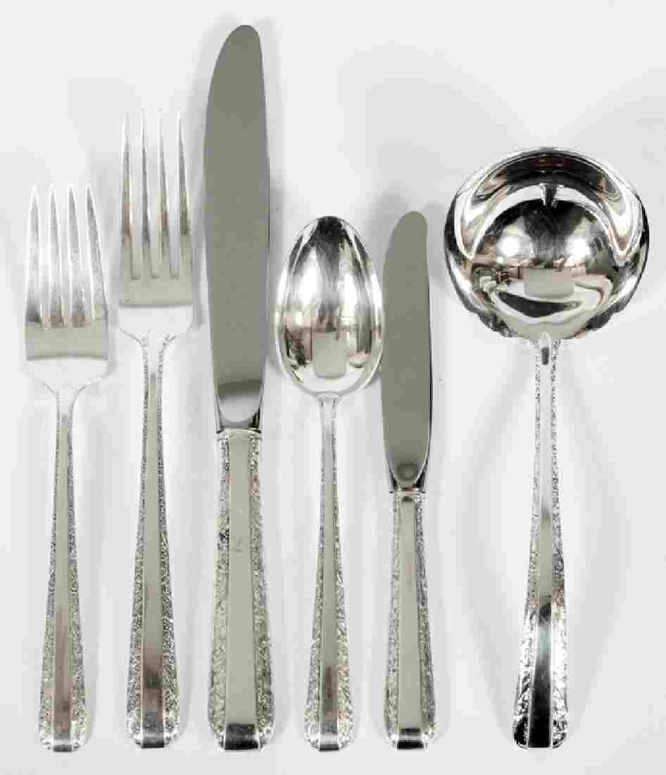 TOWLE 'CANDLELIGHT' STERLING SILVER FLATWARE