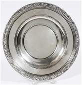 REED & BARTON 'MEDICI' STERLING SILVER PLATE