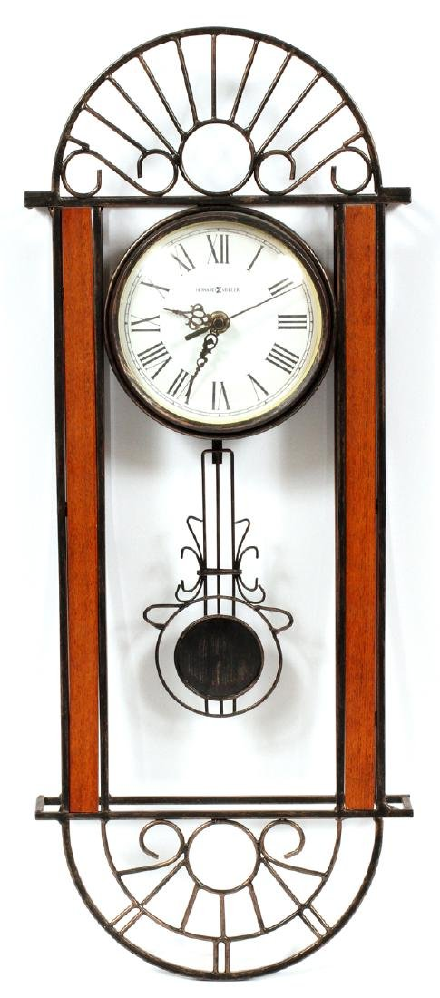 HOWARD MILLER DEVAHN WALL CLOCK